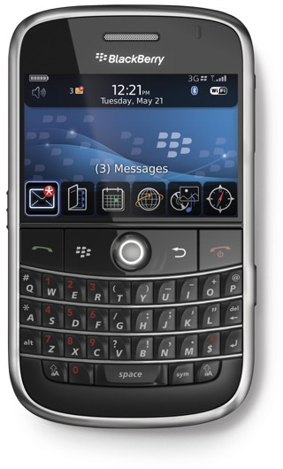 Blackberry Bold Approximate Release Dates and Pricing