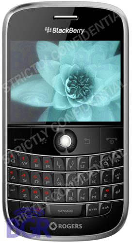 Blackberry 9000 Being Branded as Blackberry Bold