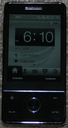 HTC Touch Pro renamed Fuze on AT&T