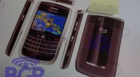 New BlackBerry 9630 Niagara details emerge