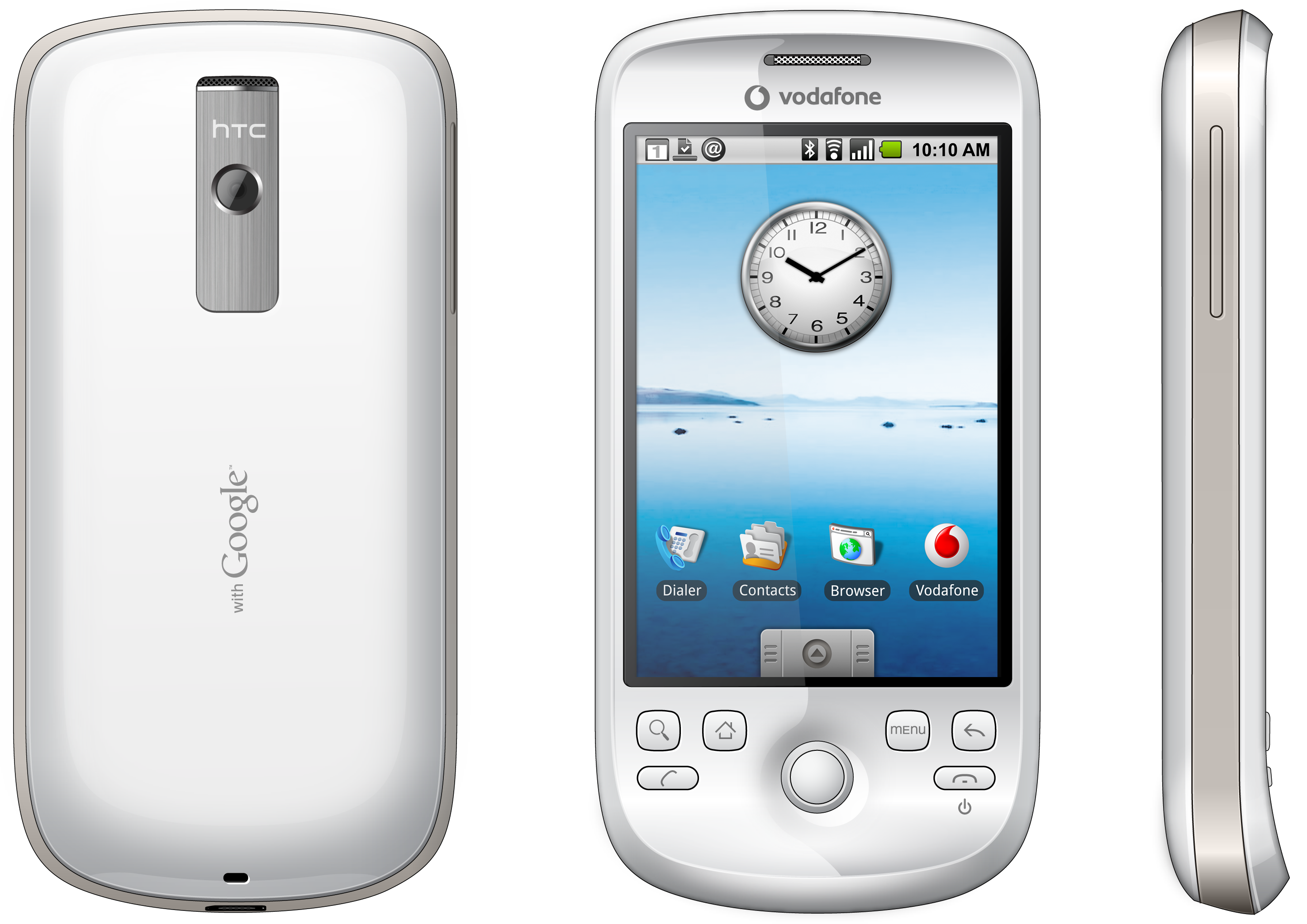 Camera Htc Qwerty Android Phones smartphone nation vodafone announces first android phone htc magic