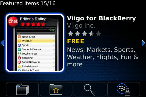 blackberry world content ratings