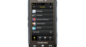Sprint Instinct S30 makes an appearence