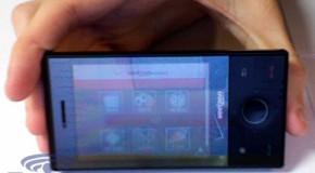 Verizon Wireless HTC Touch Diamond in the Wild