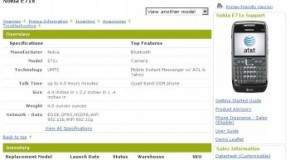 Nokia E71x may be hitting AT&T on May 4