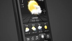 Hands on: HTC Touch HD
