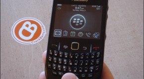 BlackBerry Curve 8520 gets early review