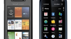 Sony Ericsson Xperia X1 and Nokia 5800 released on Rogers Wireless