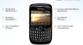RIM announced BlackBerry Curve 8520; confirms August 5 launch on T-Mobile