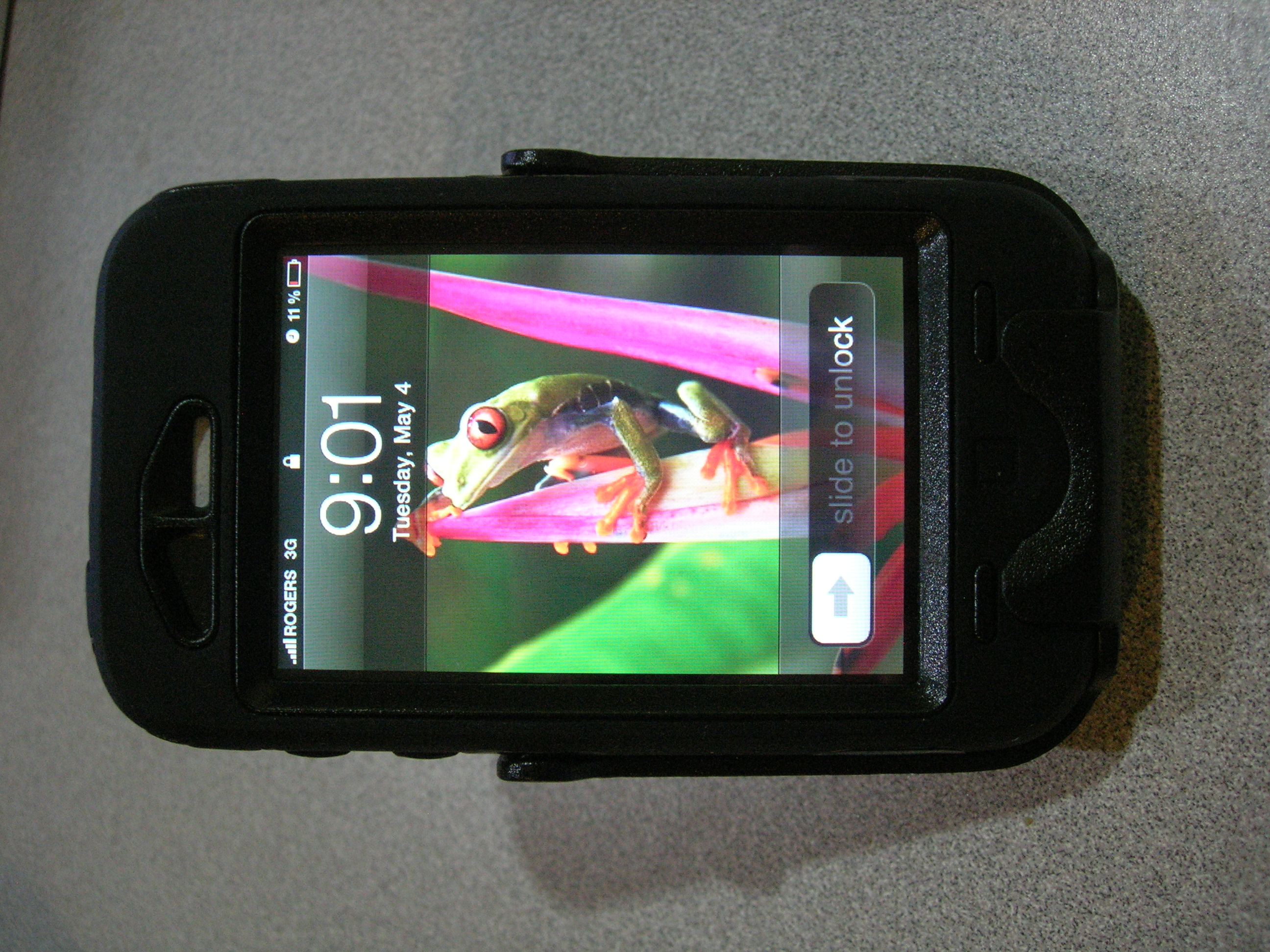 otterbox defender series case for blackberry playbook review