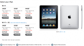 Canadian iPad's now available for Pre-Order. Rogers drop iPad Price Plans.