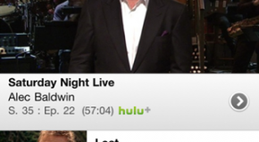 Hulu announces Hulu Plus for iPhone and iPad