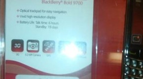 Price drop for the Rogers BlackBerry 9700?