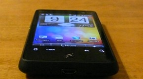 HTC Aria for AT&T review