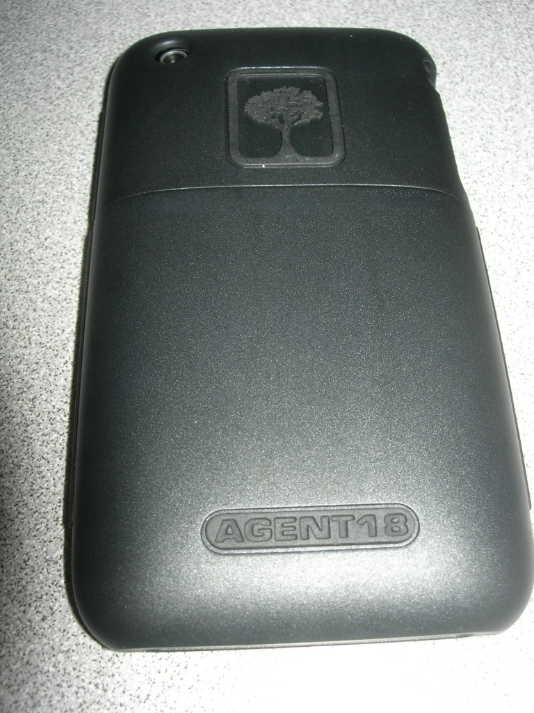 DSCN5614 768x1024 REVIEW: Agent18 Products for iPhone 3G/3GS