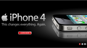 Rogers announces Apple iPhone 4