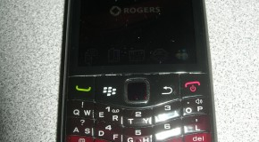 REVIEW: Rogers BlackBerry Pearl 9100