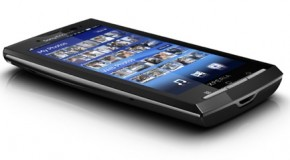 AT&T announces the Sony Ericsson Xperia X10