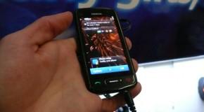 Nokia C6 hands-on