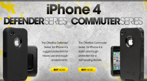 REVIEW: OtterBox Defender and Commuter Series for iPhone 4