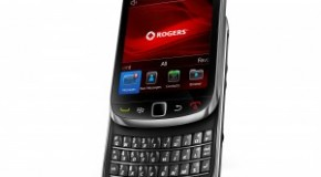 BlackBerry Torch 9800 now available from Rogers