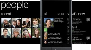 Microsoft announces first wave of Windows Phone 7 handsets