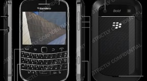 Leaked: BlackBerry Bold Dakota