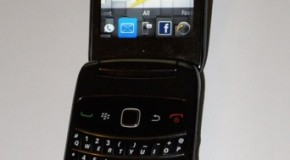 BlackBerry Style 9670 review