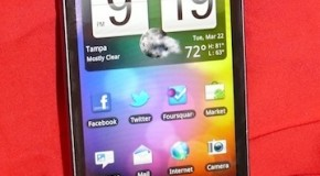 REVIEW: HTC Thunderbolt
