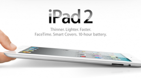 Apple announces the iPad 2; launching March 11