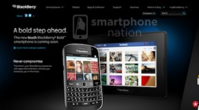 BlackBerry Bold Touch gets outed before BlackBerry World