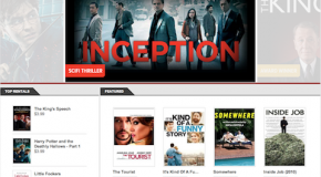 You can now rent movies from the Android Market