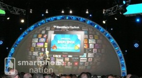 Angry Birds coming to the BlackBerry PlayBook