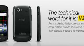 Nexus S 4G Review