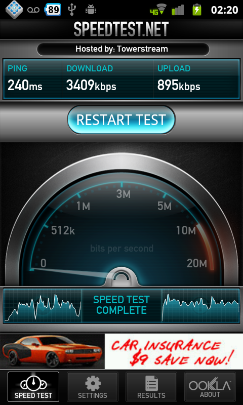 Speed3 Nexus S 4G Review
