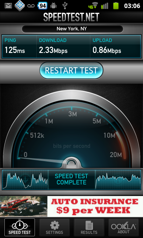 Speed7 Nexus S 4G Review