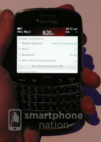 VZW BlackBerry Bold 9930 copy EXCLUSIVE: New BlackBerry Bold spotted on Verizon and AT&T network