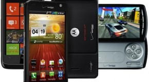 Verizon Wireless releases XPERIA Play, Droid X2, LG Revolution, and HTC Trophy