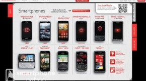 Verizon lists HTC Trophy, LG Revolution, Xperia Play, and BlackBerry PlayBook as coming soon