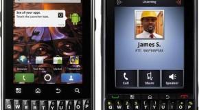 Sprint announces two new Android devices; Motorola XPRT and Motorola Titanium