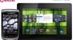 Rogers 500MB data plan okay for Playbook tethering for now