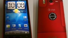 RadioShack getting exclusive red AT&T Inspire 4G
