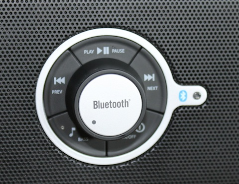 Supertooth Buttons Supertooth DISCO Bluetooth Stereo Speaker review