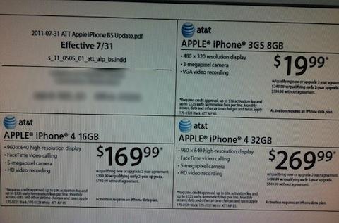 iPhone price drop at Targer