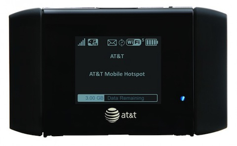  AT&T announces first 4G LTE devices and upcoming data plans