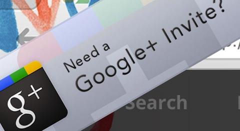Google+invite