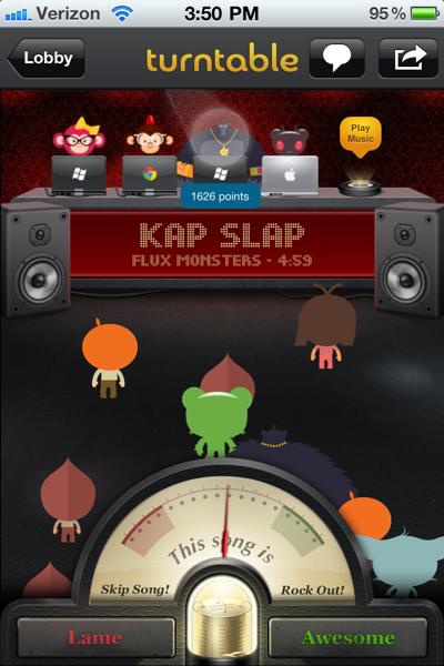 Turntable FM App