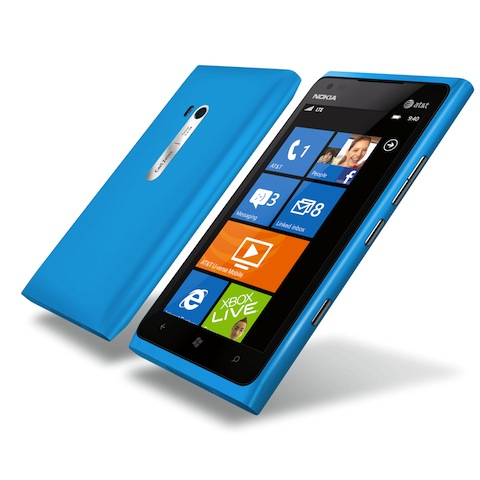 NokiaAmericaCyan34ComboRATT ORtd Nokia announces the Lumia 900; available exclusively on AT&T