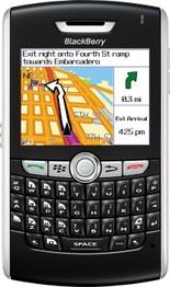Garmin Offers One Hundred Dollar GPS for BlackBerry