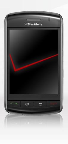 Verizon BlackBerry Storm Training Guide Leaked